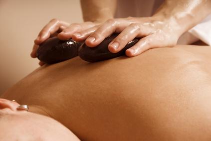 Hot Stone Behandlung
