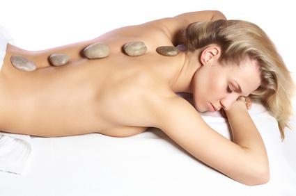 Hot Stone Behandlung 2